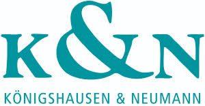 Logo Verlag Koenigshausen-und-Neumann-Logo