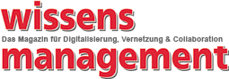 Logo Magazin WissensManagement