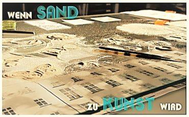 Sandbild von Chris Kaiser